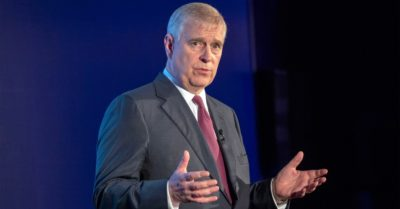 Prince Andrew Must Leave His Office in Buckingham Palace