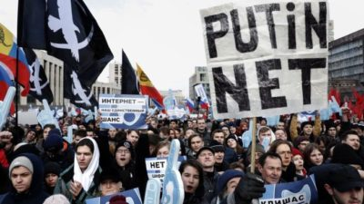 Russia Internet Law Introducing New Controls Comes into Force