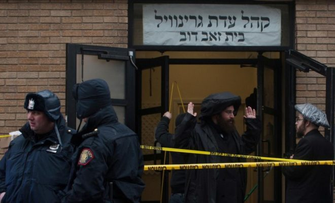 Archers Deliberately Chose Jewish Supermarket New Jersey for Shooting