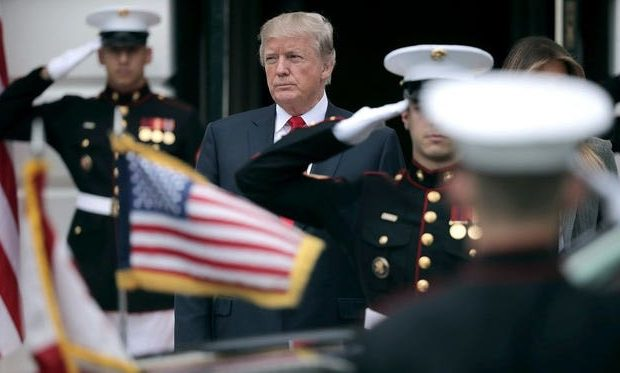 Soldier Favored by President Trump is A Dangerous Madman
