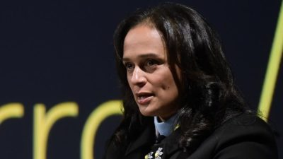Africa's Presidential Daughter and Richest Woman Indicted for Millions of Fraud