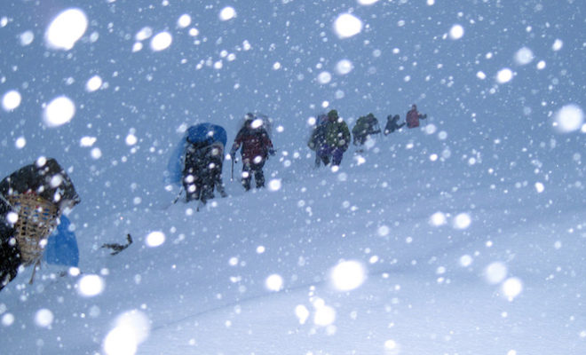 At Least Seven Hikers Missing After Avalanche in the Himalayas