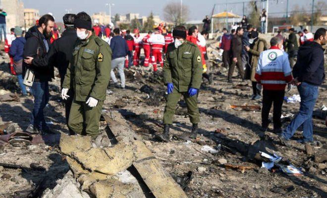 Iran Persists: No Rocket Attack on Ukrainian Plane