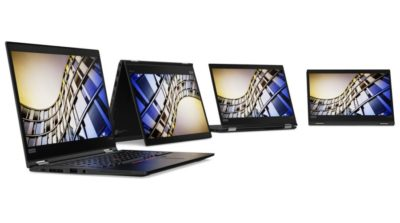 Lenovo Introduces New Laptops in Three Series