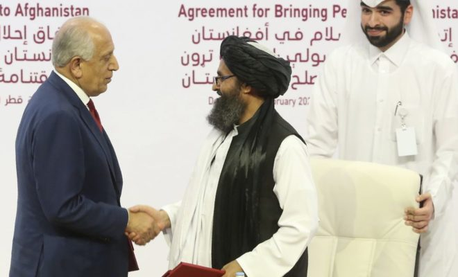 US and Taliban Sign Peace Agreement After Twenty Years of Bloody Struggle