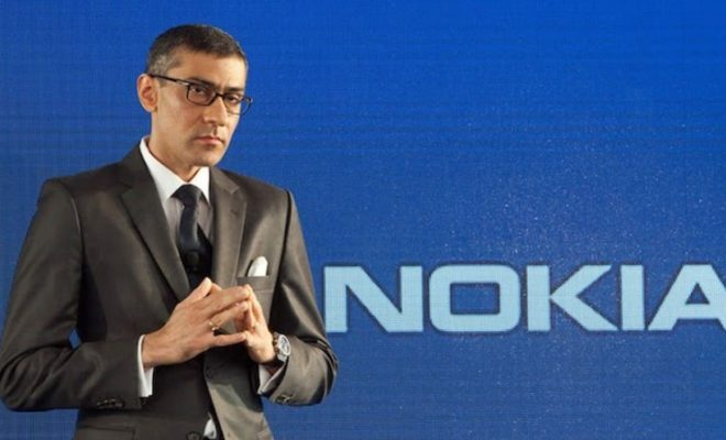 Nokia's Chief Executive Rajeev Suri is Leaving