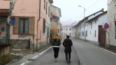Residents of the Italian Town Ferrera Erbognone Appear to be Immune to Coronavirus