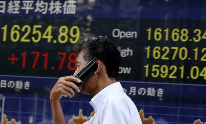 Nikkei Considerably Lower After Sell-Off on Wall Street
