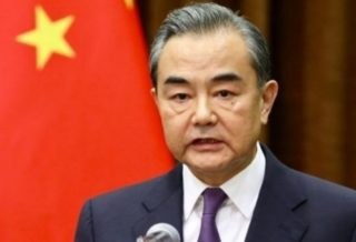 Foreign Minister China Complains About Political Virus in the US