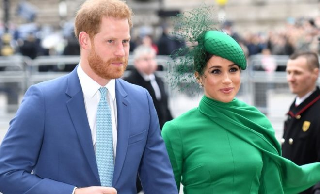 Harry and Meghan Did Not Participate in A New Biography