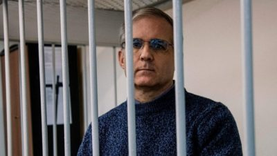 Former US Marine Convicted in Russia of Espionage