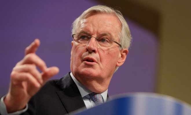 Michel Barnier: Deal on the Trade Agreement With British Still Possible