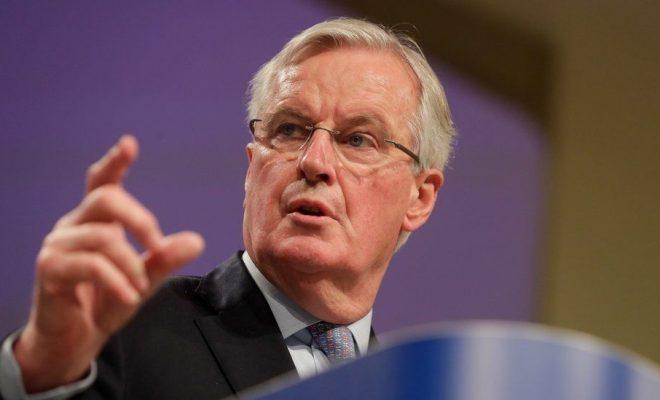 Michel Barnier: No Movement in Brexit Negotiations