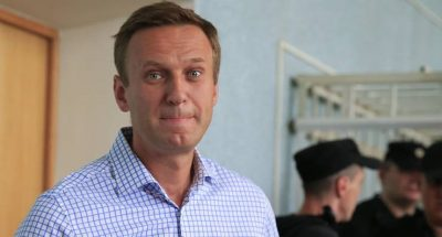 European Sanctions on Six Russians for Poisoning Navalny