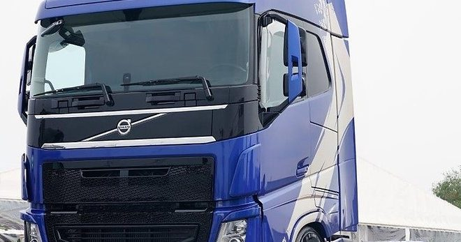 Significantly Lower Results for Truck Builder Volvo