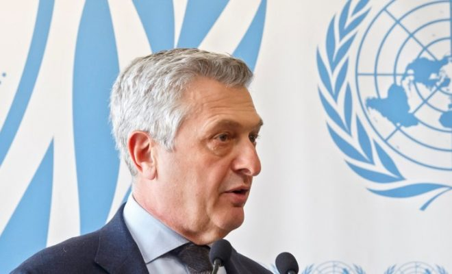 UN Refugee Commissioner Tests Positive for Covid-19