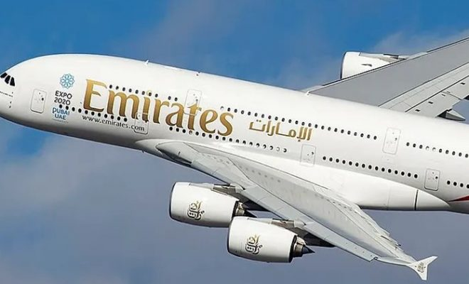 Emirates Makes A Loss Due to Crisis for the First Time in 30 Years