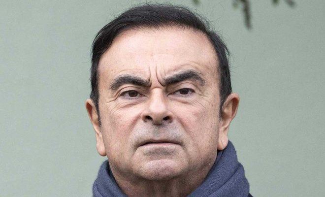 UN: Carlos Ghosn's Arrests Were Unreasonable